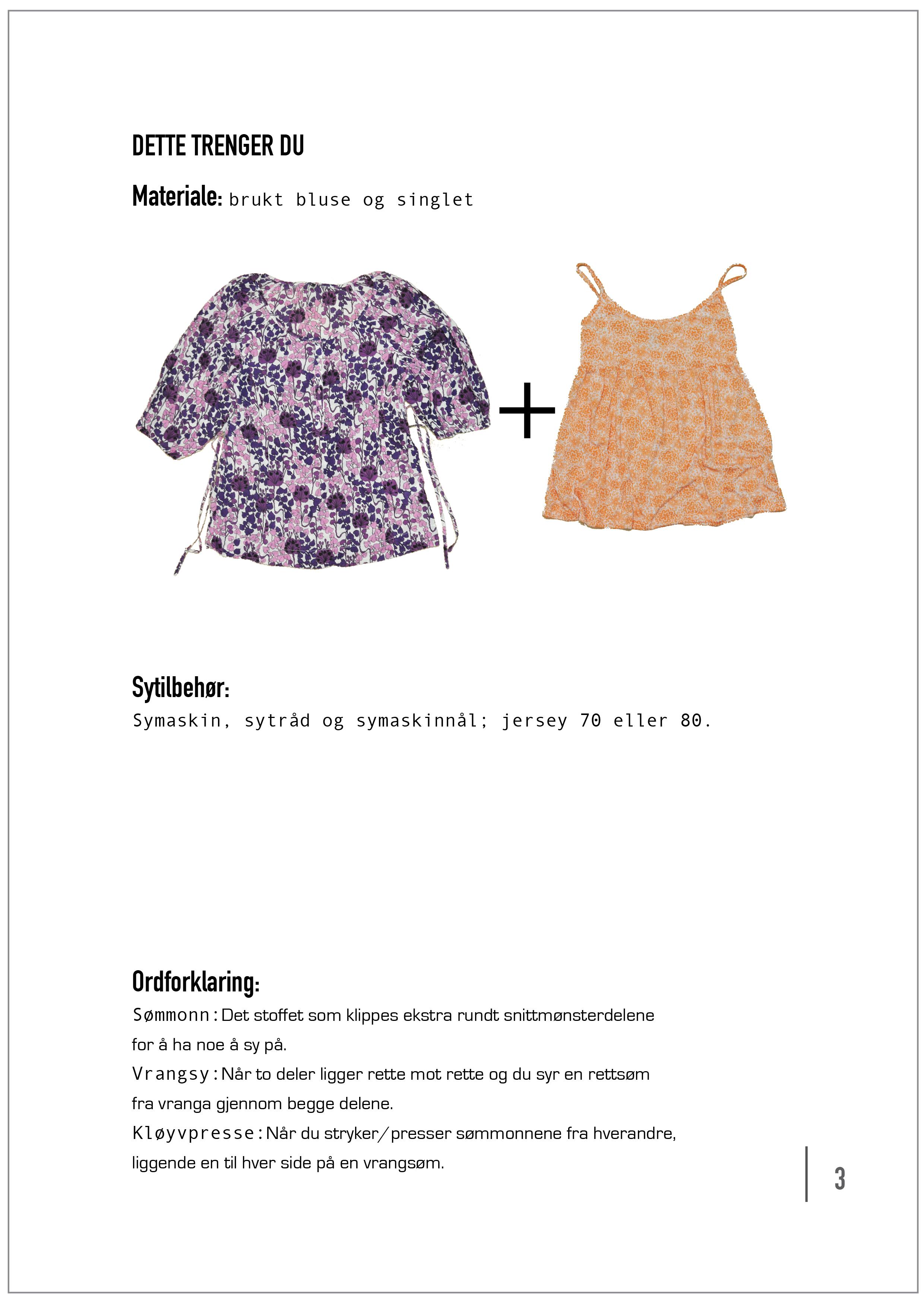 Tunikabluse redesignsyoppskrift blogg3