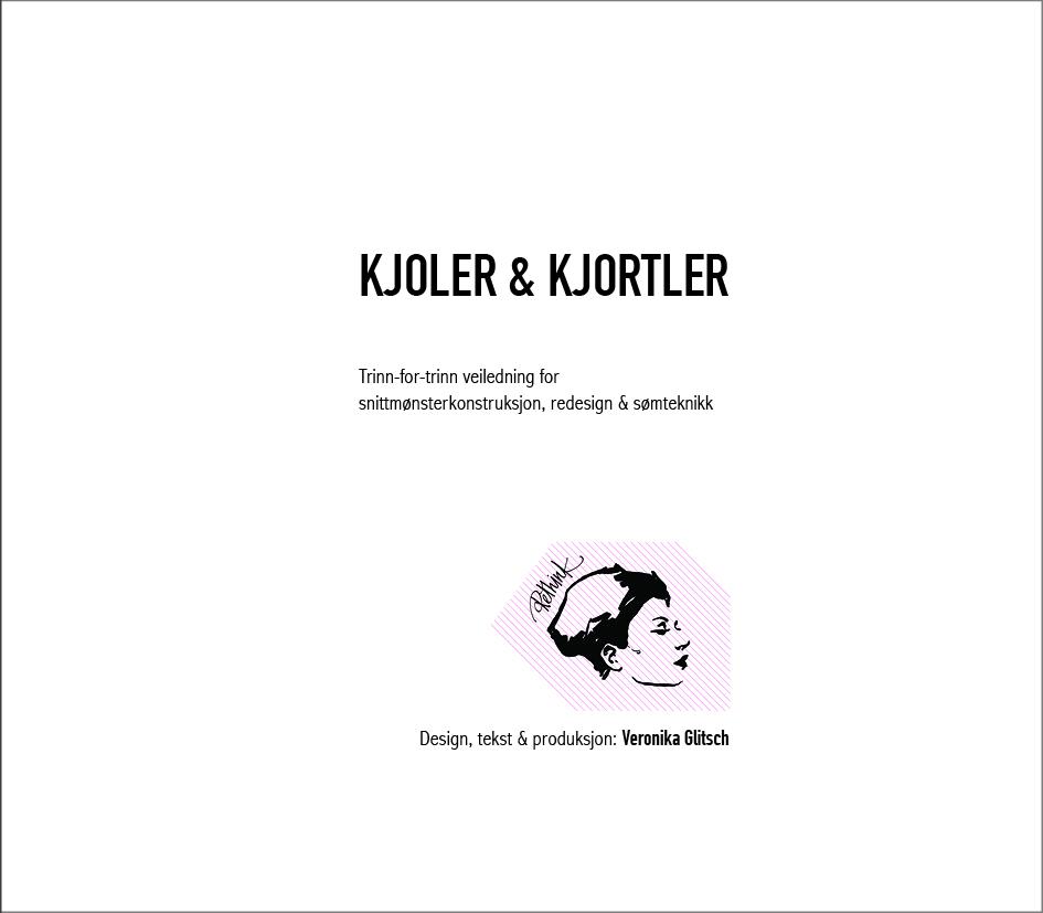 Kjoler & Kjortler Katalog Oppskrift med rammer