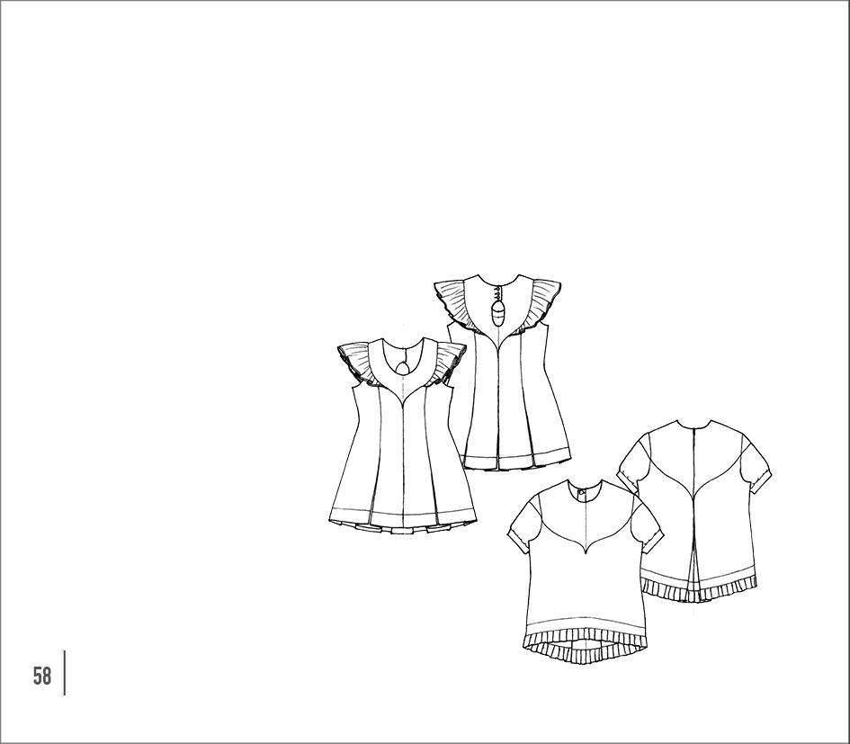 Kjoler & Kjortler Katalog Oppskrift med rammer14