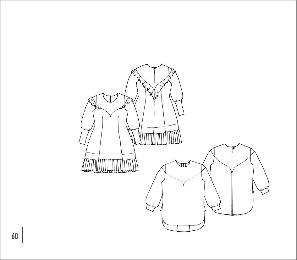 Kjoler & Kjortler Katalog Oppskrift med rammer16