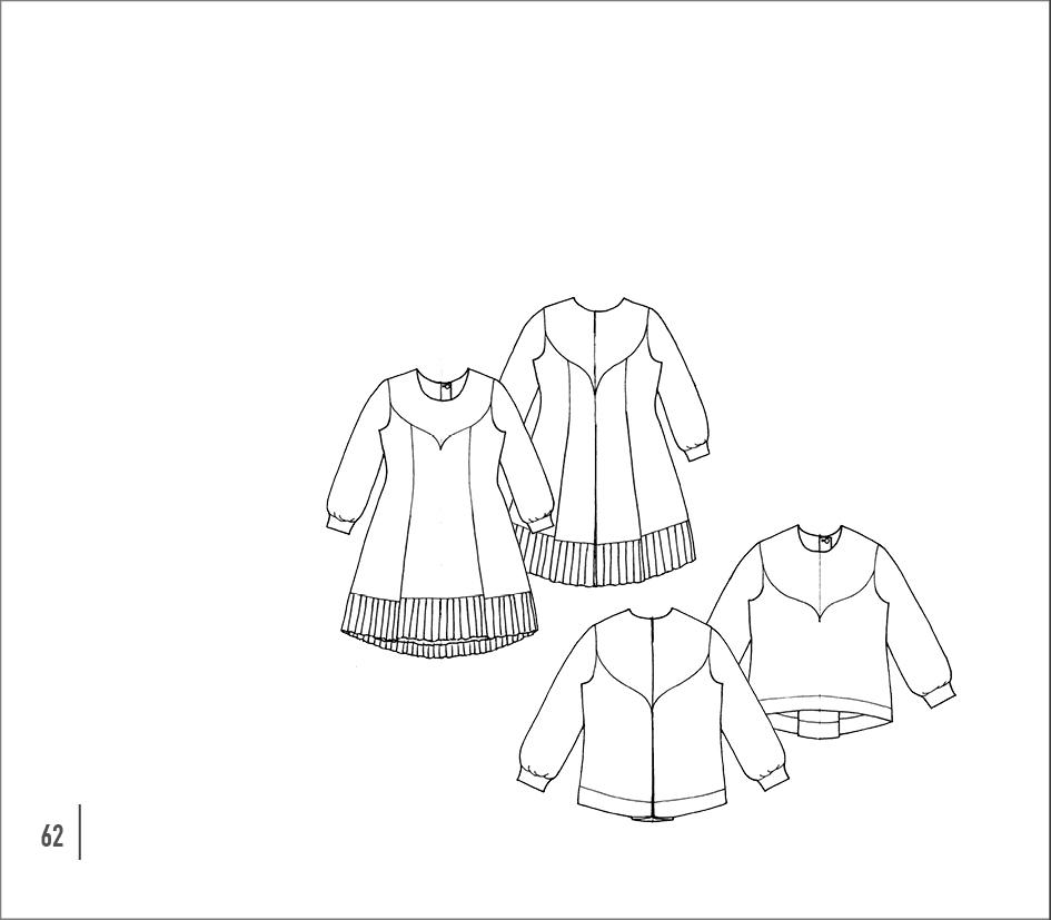 Kjoler & Kjortler Katalog Oppskrift med rammer18