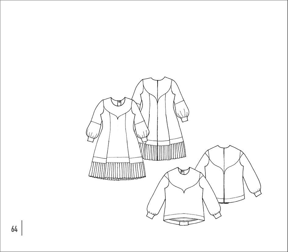 Kjoler & Kjortler Katalog Oppskrift med rammer20