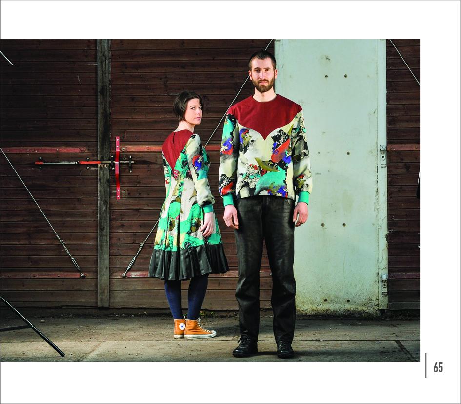 Kjoler & Kjortler Katalog Oppskrift med rammer21