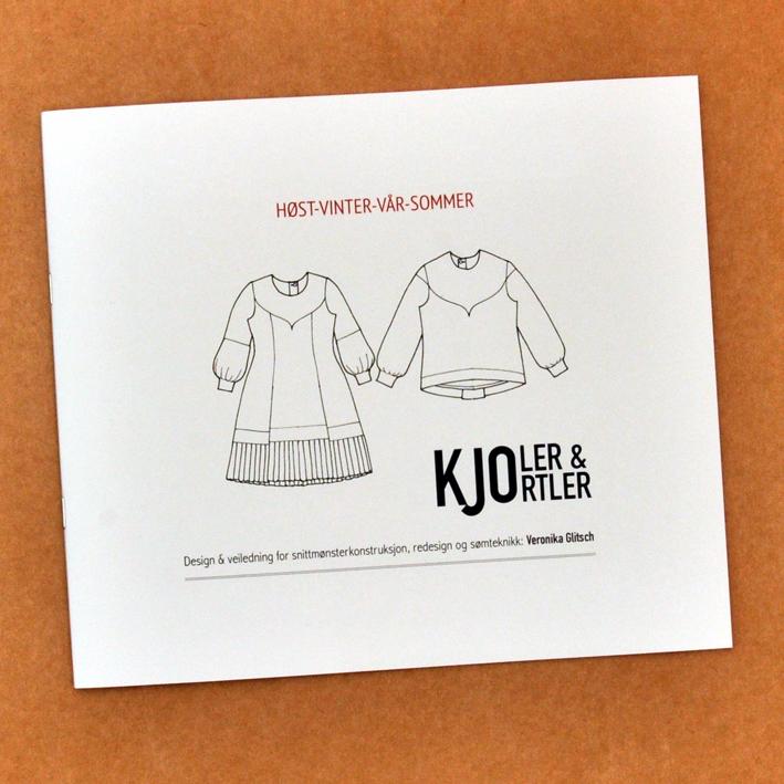 Kjoler & Kjortler framside Veronika Glitsch